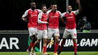 Braga vs Roma